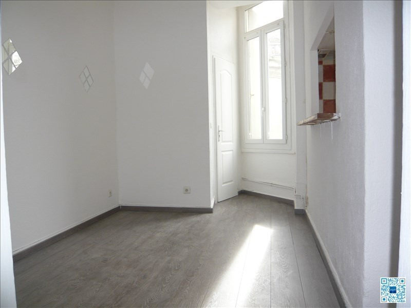 Rental apartment Sete 370€ CC - Picture 1
