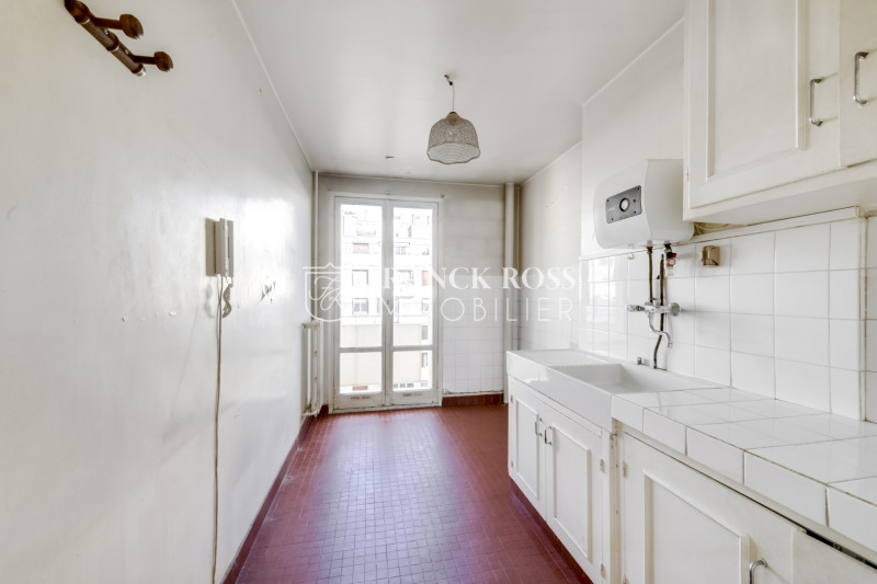 Sale apartment Paris 15ème 600000€ - Picture 6