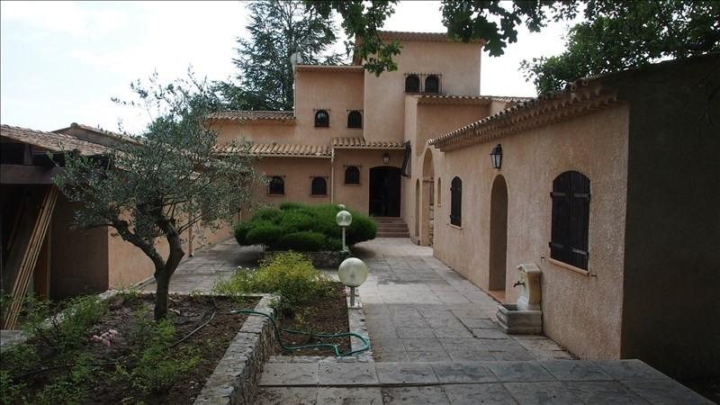 Vente de prestige maison / villa Saint cezaire sur siagne 599550€ - Photo 4