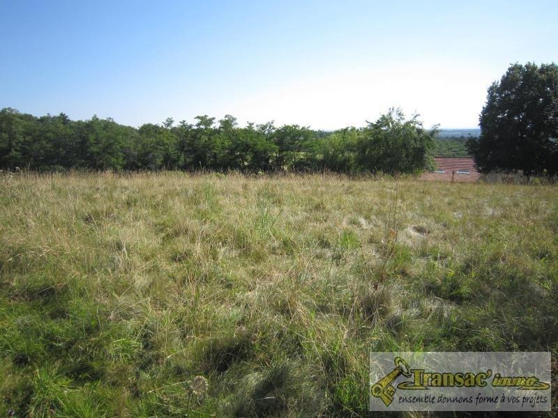 Vente terrain Thiers 39600€ - Photo 1