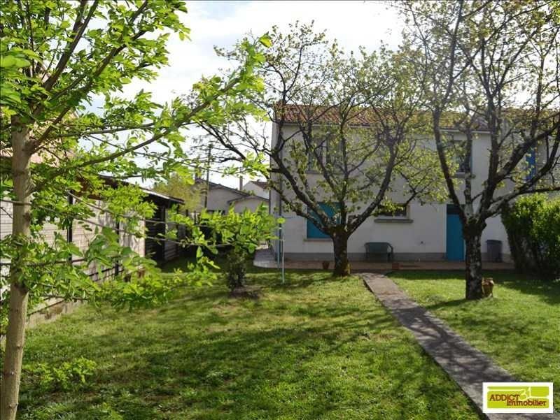 Vente maison / villa Graulhet 135000€ - Photo 2