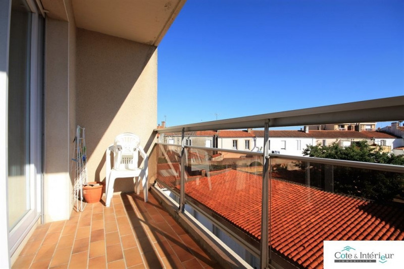 Sale apartment Les sables d olonne 162 500€ - Picture 1