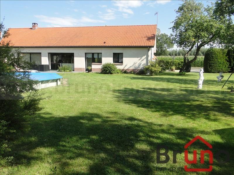 Revenda residencial de prestígio casa Ponthoile 626500€ - Fotografia 2