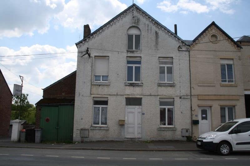 Vente maison / villa Avesnes sur helpe 101100€ - Photo 1