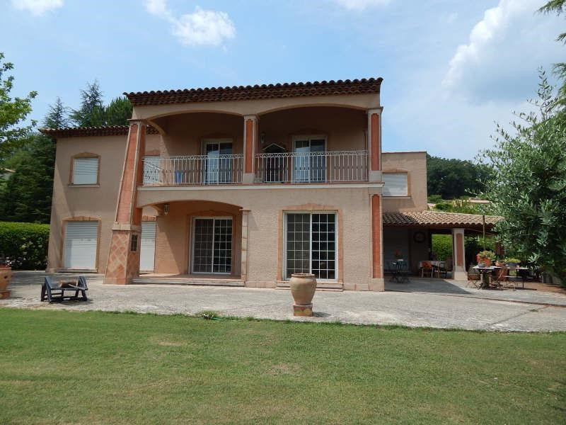 Deluxe sale house / villa Salernes 597 000€ - Picture 2