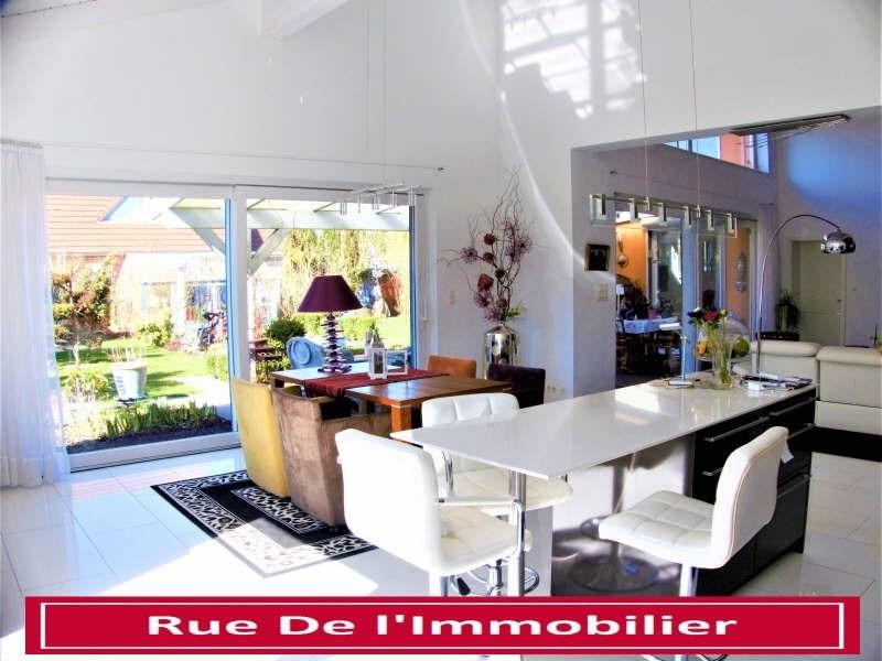 Sale house / villa Oberhoffen sur moder 494500€ - Picture 4
