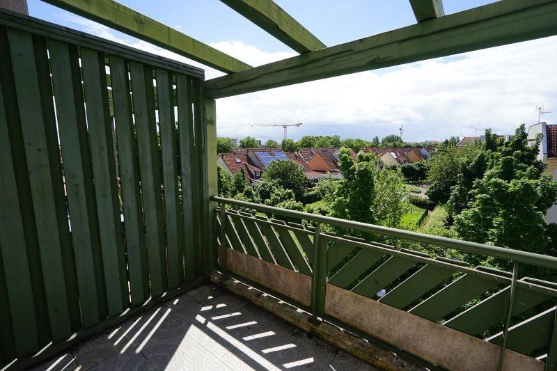 Vente appartement Strasbourg 80000€ - Photo 1