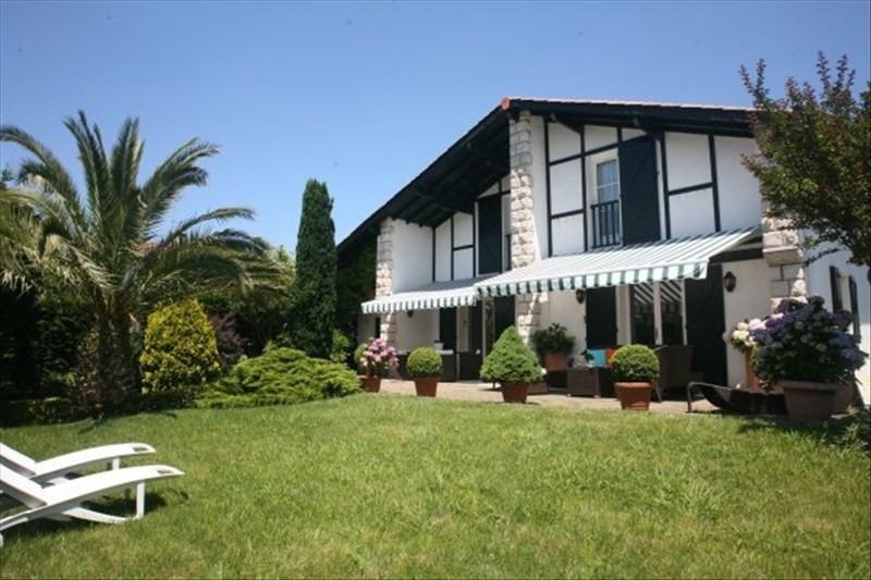 Vente de prestige maison / villa Urrugne 580000€ - Photo 1