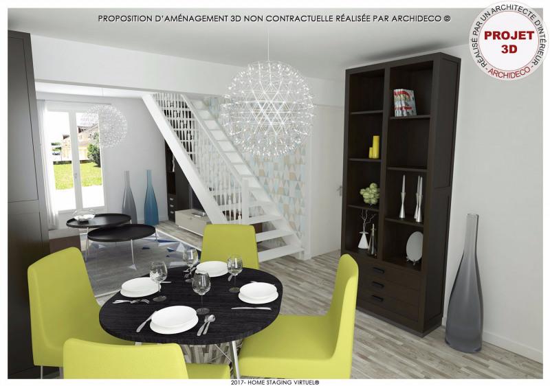 Sale house / villa Ezanville 244000€ - Picture 3