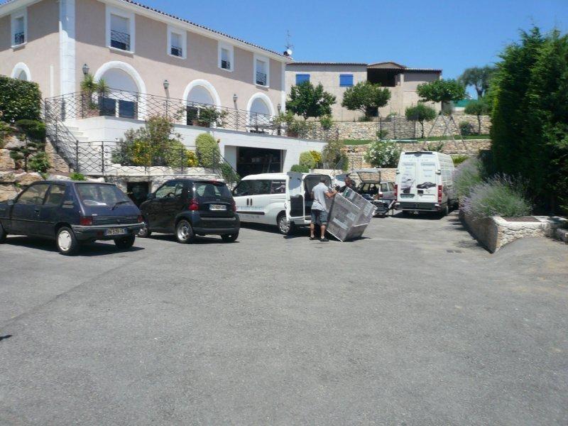 Revenda residencial de prestígio casa Vallauris 1166000€ - Fotografia 4