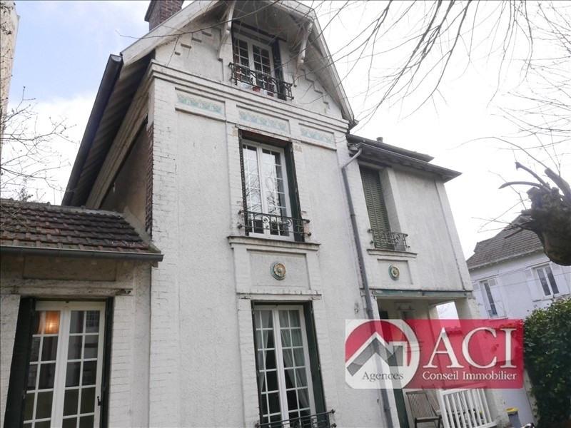 Vente maison / villa Enghien les bains 598000€ - Photo 1