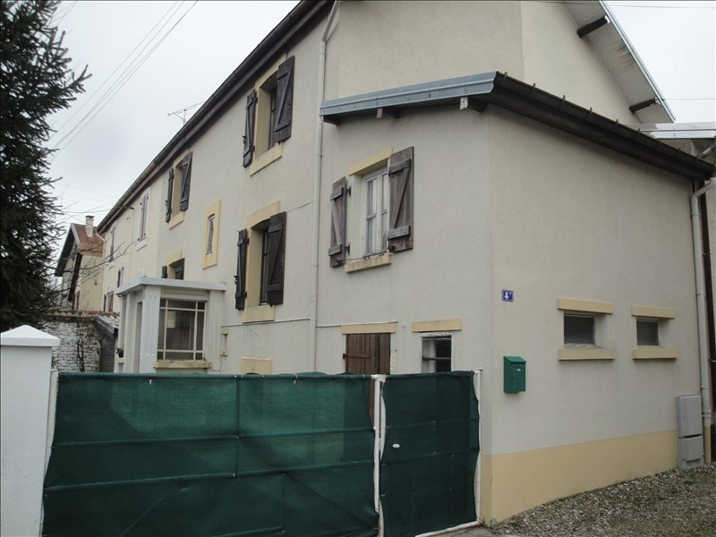Revenda casa Audincourt 71000€ - Fotografia 2