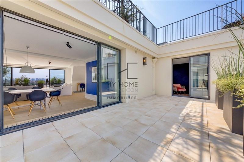 Vente de prestige appartement Paris 16ème 3640000€ - Photo 8