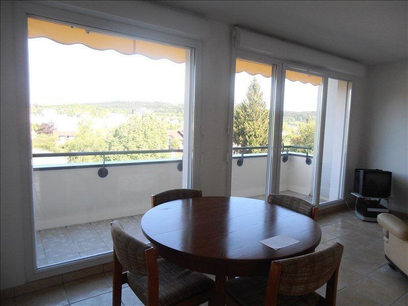 Sale apartment Oyonnax 150000€ - Picture 1