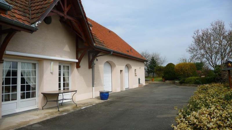 Vente maison / villa Aiserey 366600€ - Photo 7