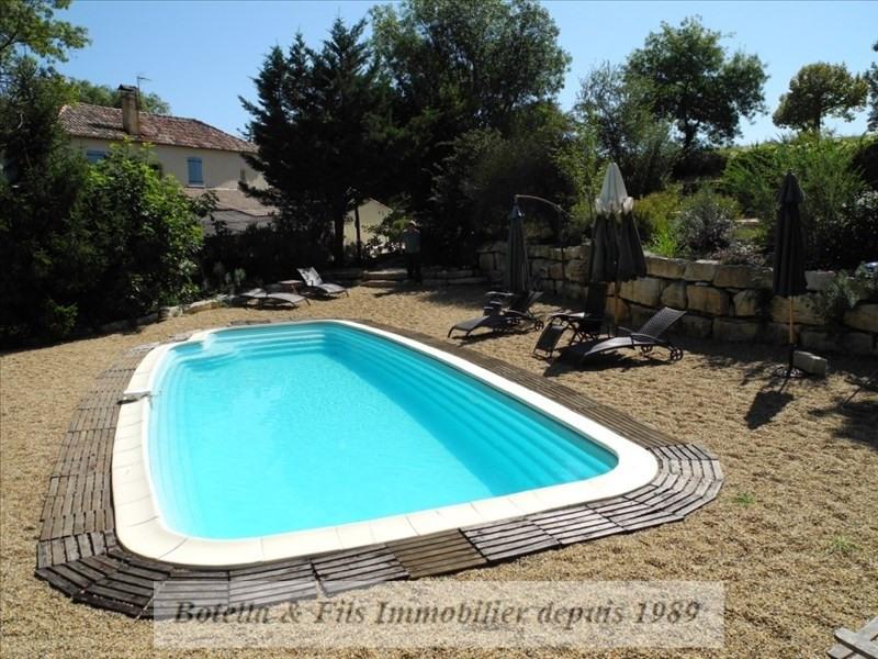 Immobile residenziali di prestigio casa Barjac 596000€ - Fotografia 7