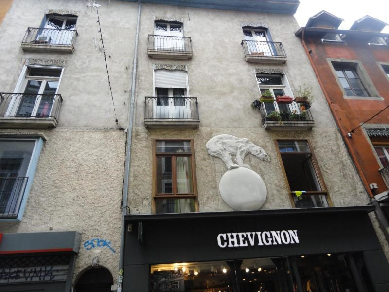 Location appartement Grenoble 420€ CC - Photo 4