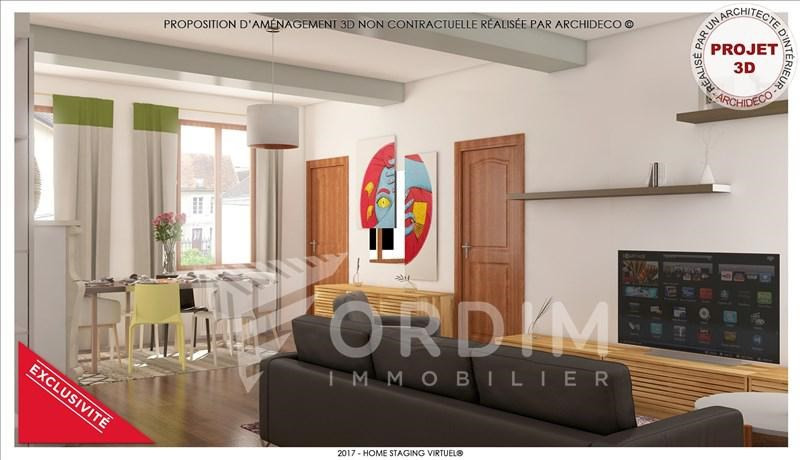 Vente appartement Auxerre 69 000€ - Photo 1