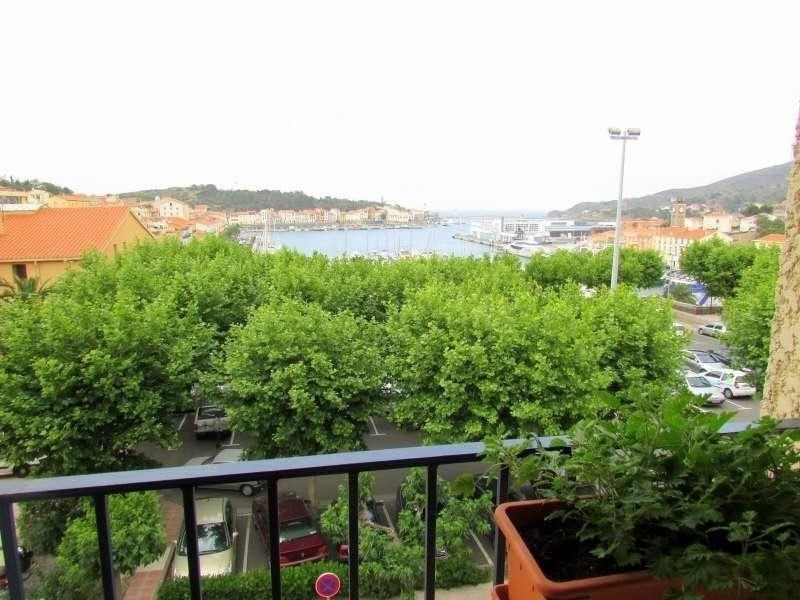 Sale apartment Port vendres 275 000€ - Picture 1