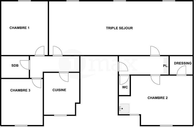 Vente appartement Bois colombes 630000€ - Photo 7