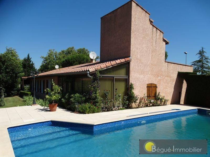 Vente maison / villa Levignac 366500€ - Photo 1