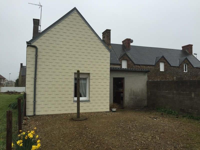 Sale house / villa Creances 90250€ - Picture 2