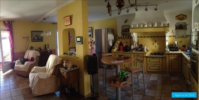 Vente maison / villa Carnoux en provence 385000€ - Photo 4