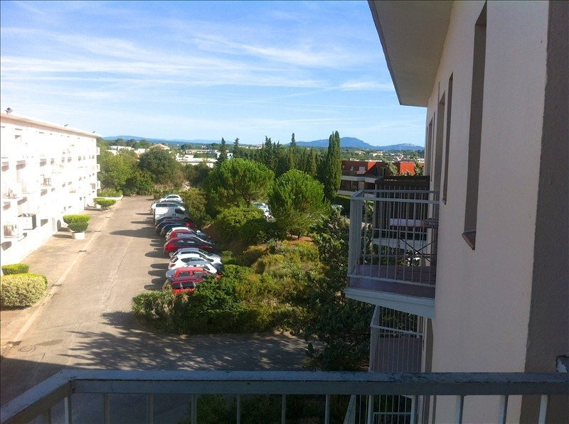 Investment property apartment Montpellier 69000€ - Picture 2