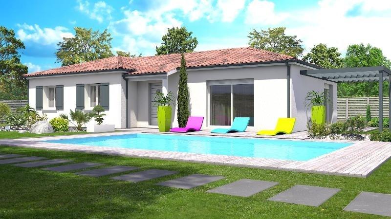 Maison  5 pièces + Terrain 2000 m² St Nexans par SIC HABITAT