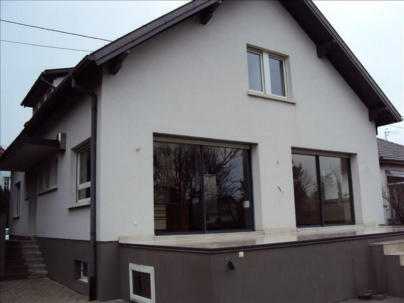 Deluxe sale house / villa Sausheim 555000€ - Picture 1
