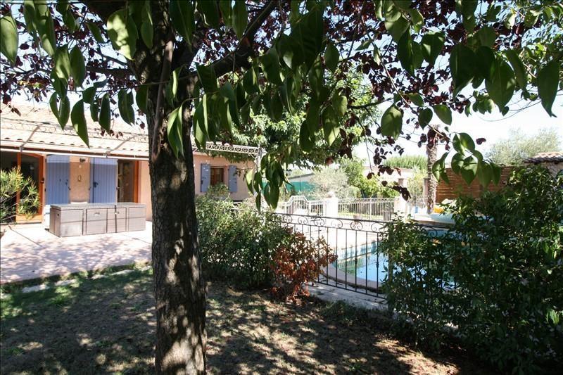 Vente maison / villa Trets 412900€ - Photo 7