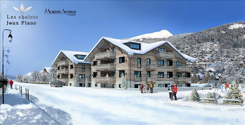 Deluxe sale apartment Morzine 1 050 000€ - Picture 3