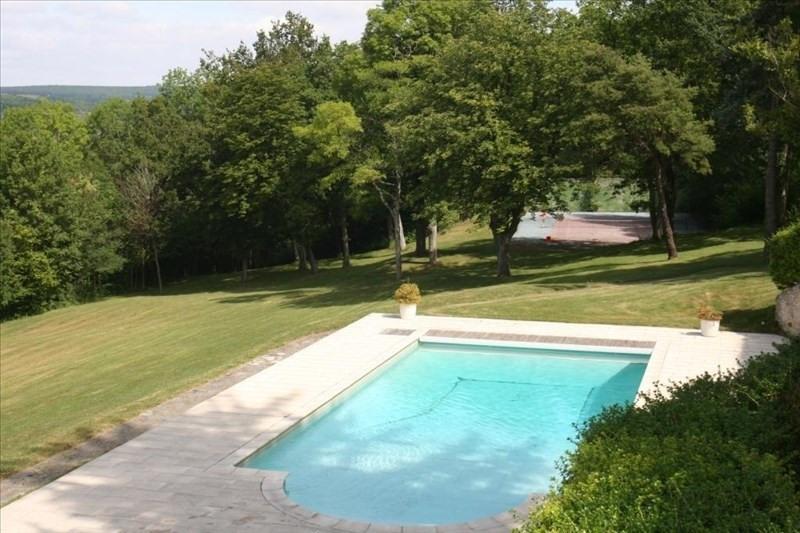 Vente de prestige maison / villa St martin la garenne 890000€ - Photo 4