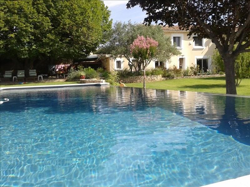 Vendita casa Carpentras 499000€ - Fotografia 1
