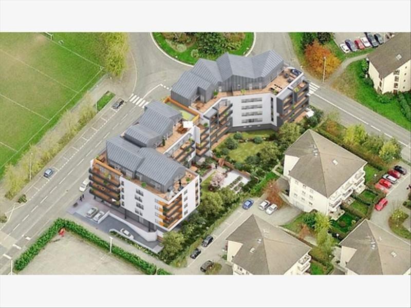 Sale apartment St julien en genevois 368000€ - Picture 2