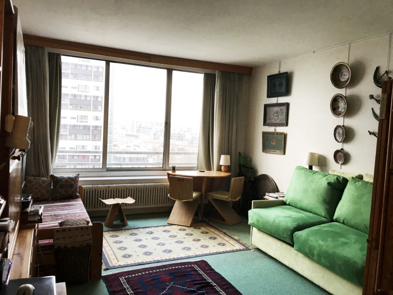 Vente appartement Paris 15ème 279000€ - Photo 2