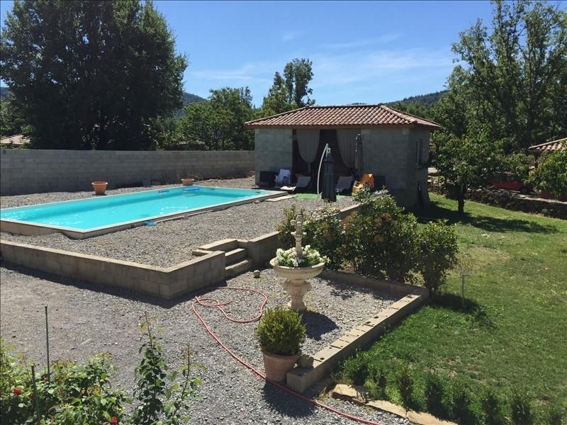 Vente maison / villa Vesseaux 435000€ - Photo 2