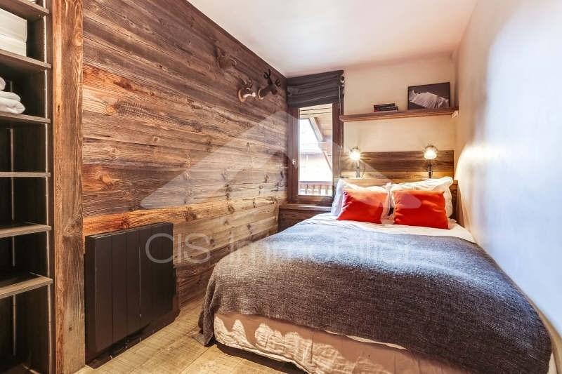 Vente de prestige appartement Meribel 1250000€ - Photo 5