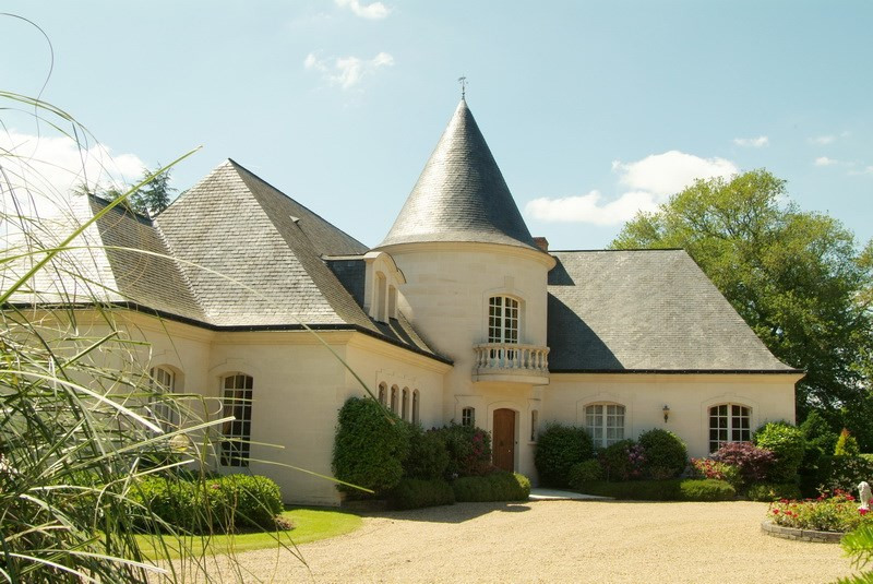 Deluxe sale house / villa Angers 690 000€ - Picture 2