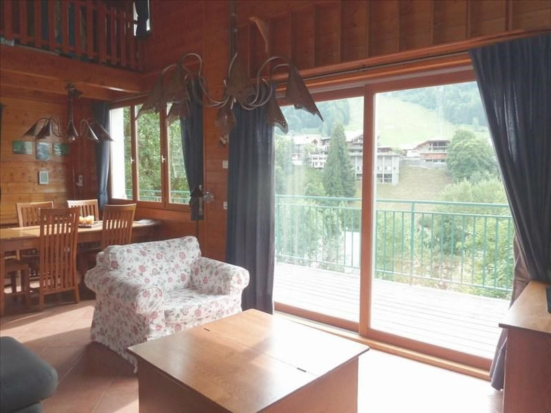 Vente de prestige appartement Morzine 575 000€ - Photo 3