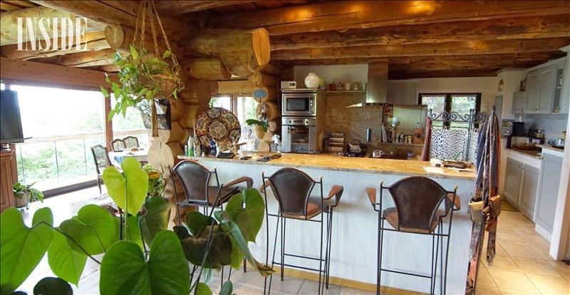 Vente de prestige maison / villa Crozet 1150000€ - Photo 4