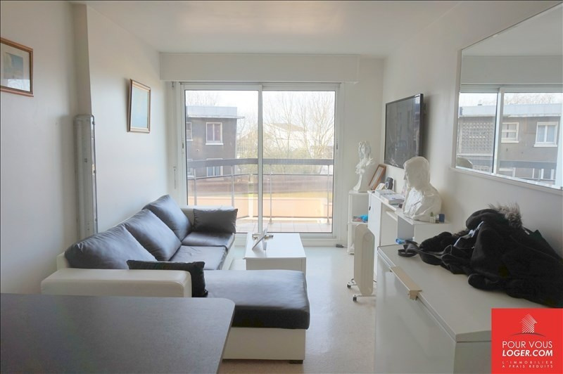 Rental apartment Boulogne sur mer 450€ CC - Picture 1