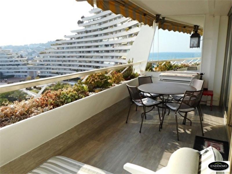 Vente appartement Villeneuve loubet 409000€ - Photo 6