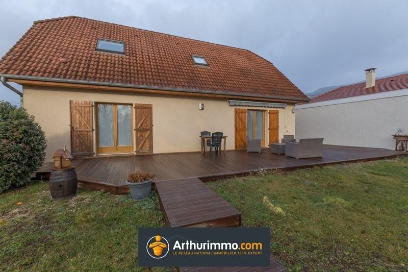 Sale house / villa Serrieres de briord 225000€ - Picture 10
