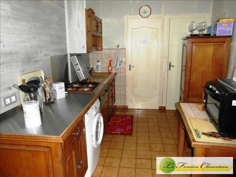 Vente maison / villa Ruffec 101500€ - Photo 5