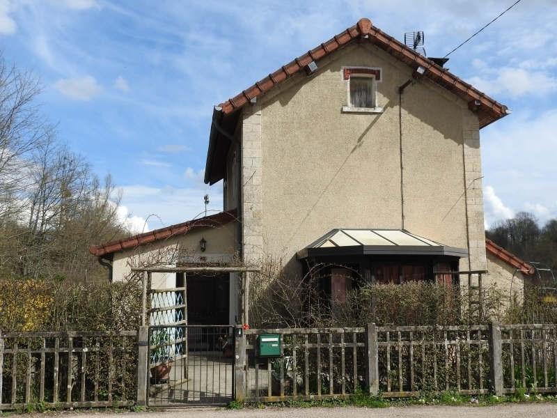 Vente maison / villa Secteur recey s/ource 118000€ - Photo 11
