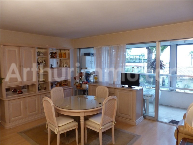 Vente de prestige appartement Le lavandou 350 000€ - Photo 1