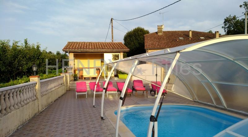 Vente maison / villa L'isle en dodon 4 km 288000€ - Photo 4
