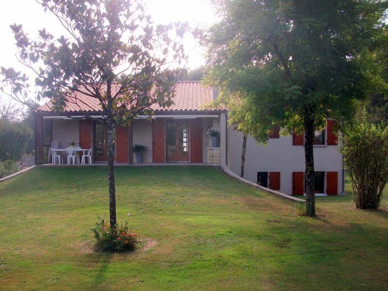 Vente maison / villa Aigre 185000€ - Photo 1