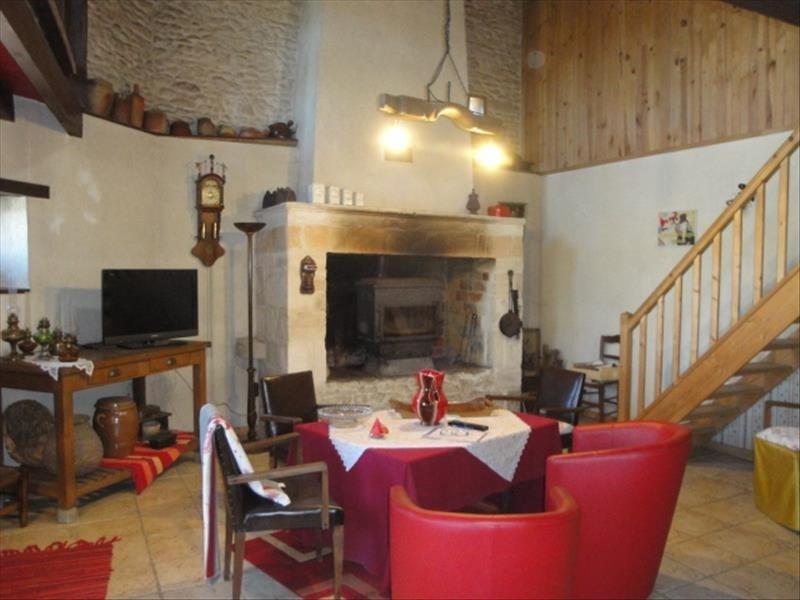 Vente maison / villa Cherveux 69800€ - Photo 2